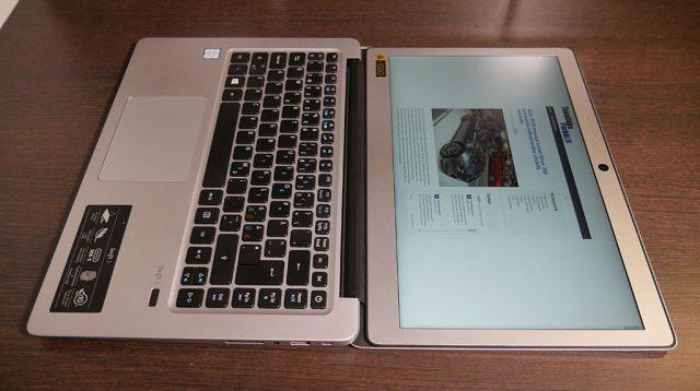 Acer Swift 3 - Näyttö